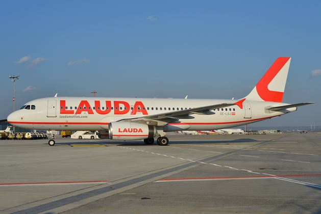 Laudamotion launches flights from Kyiv to Stuttgart
